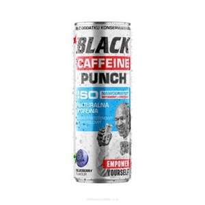 @FOODCARE Black Caffeine Punch 0,25l
