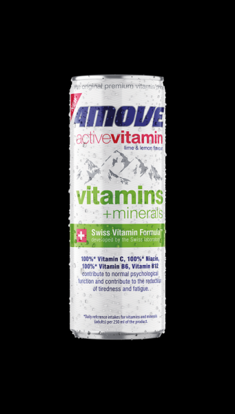FOODCARE 4Move Active wit+min 0,33l /24/