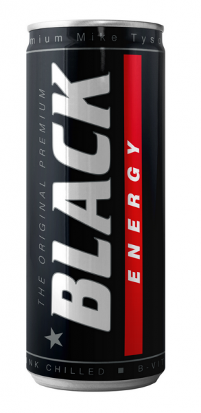 FOODCARE Black Energy Drink 0,25l /24/