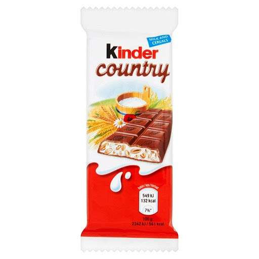Ferrero Kinder Country23,5g /40/